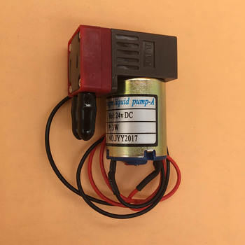 UV flatbed printer 24v DC 3W JYY*PUA-10 small UV ink pump for Ducan Gongzheng infiniti printer Ricoh Gen5 micro diaphragm pump image