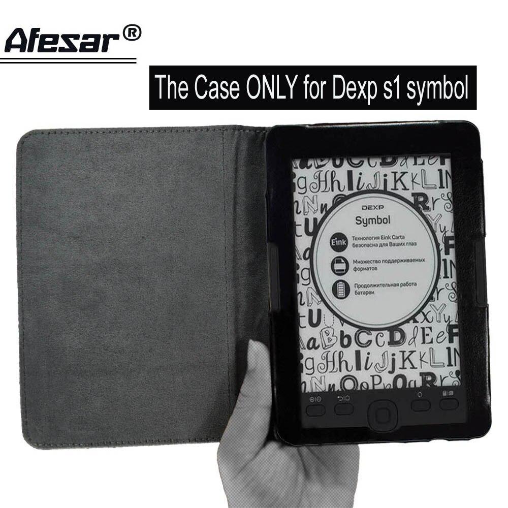 """Чехол книжка Afesar для Dexp s1 symbol (6 """" inch) с карманом из искусственной кожи Чехлы для планшетов и электронных книг      АлиЭкспресс"""