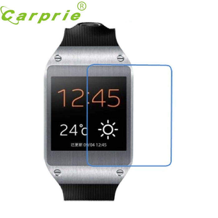 5x CLEAR Screen Protector Guard Cover Film for Samsung Galaxy Gear V700 LJJ0125