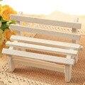 Criativo de Madeira Pequena Cadeira Casa Decoração/Props Tiro Artesanato Em Madeira