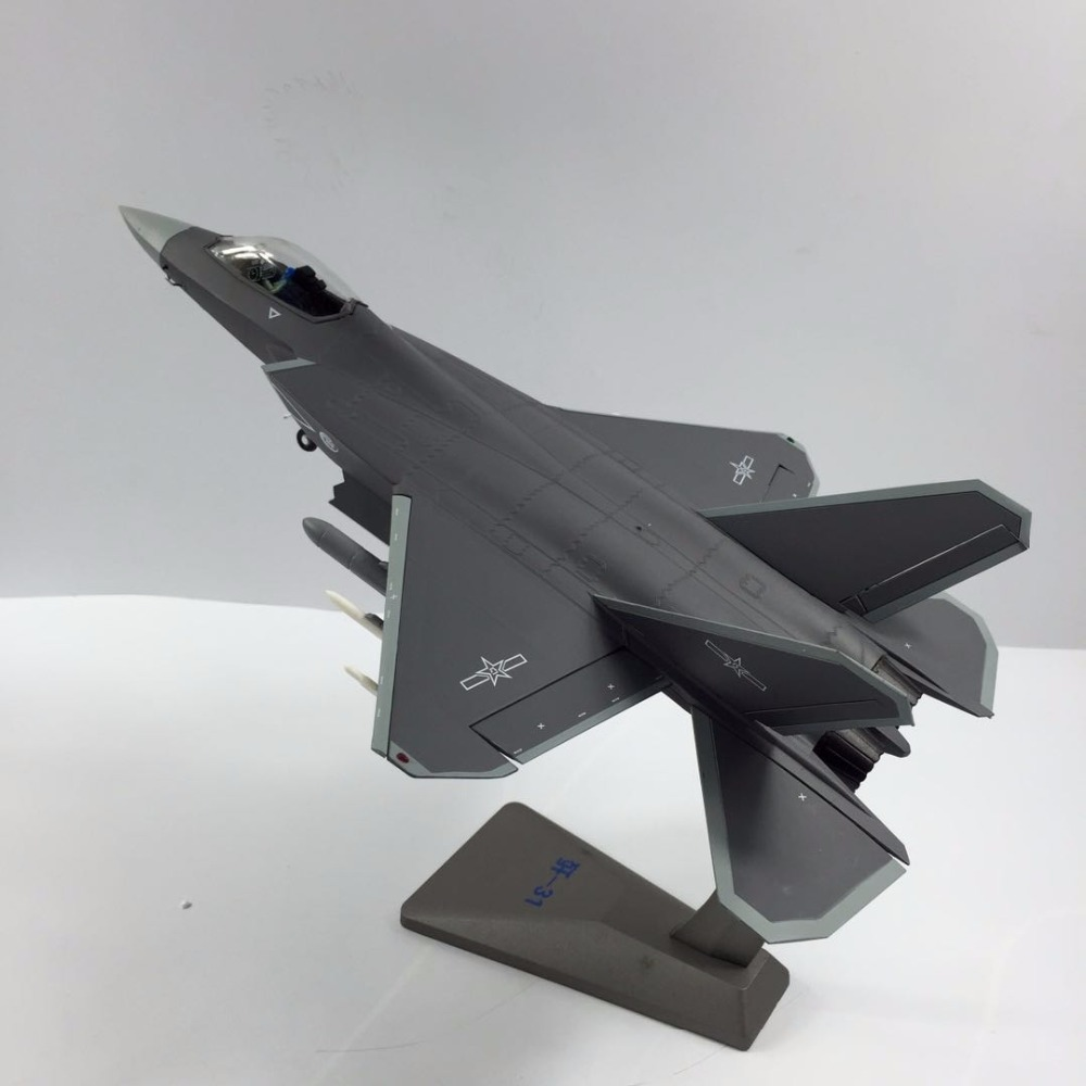 все цены на 1:72 alloy aircrafts,high simulation Stealth fighter J31 model,diecast metal toy,children's educational toys,free shipping онлайн