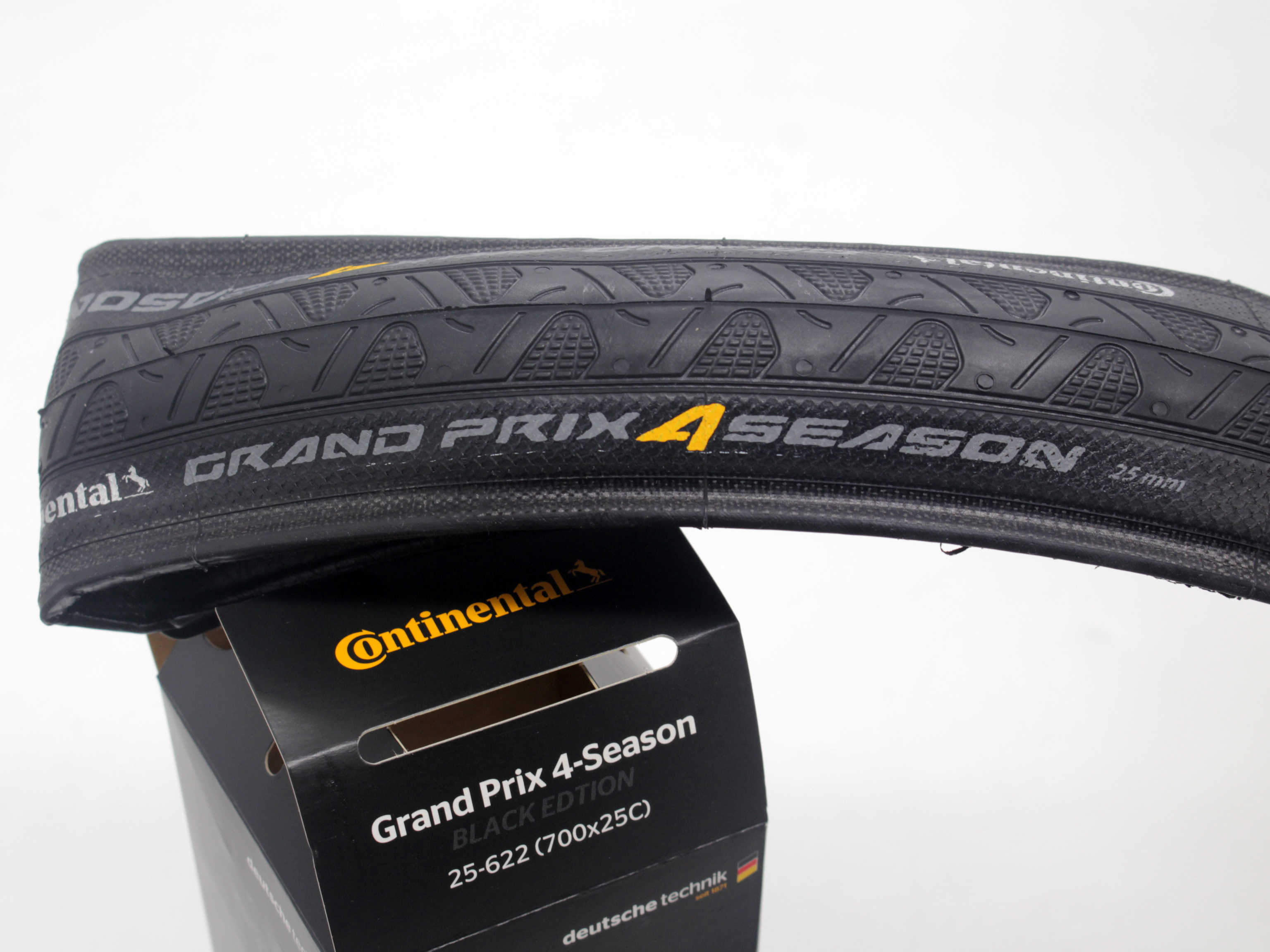 Continental Gatorskin 700x25c pneu acier perle