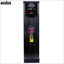 Xeoleo 30L Коммерческих диспенсер Для Воды Горячей Воды машина 90L/H Из Нержавеющей стали бойлер для bubble tea магазин 3000 Вт