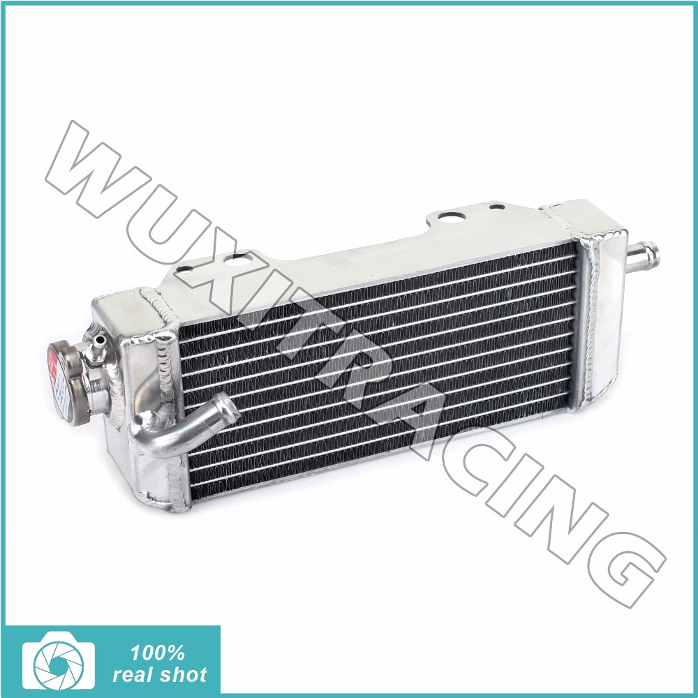 Aluminium Alloy Core MX Offroad Motorcycle Parts Radiators Cooler Cooling for SUZUKI RM 85 RM85 02 03 04 05 06 07 08 09 10 12 oem 144 430 na 519 bnc walkie talkie icom ic v8 ic v80 ic v80e ic 82 ic v85 na 519