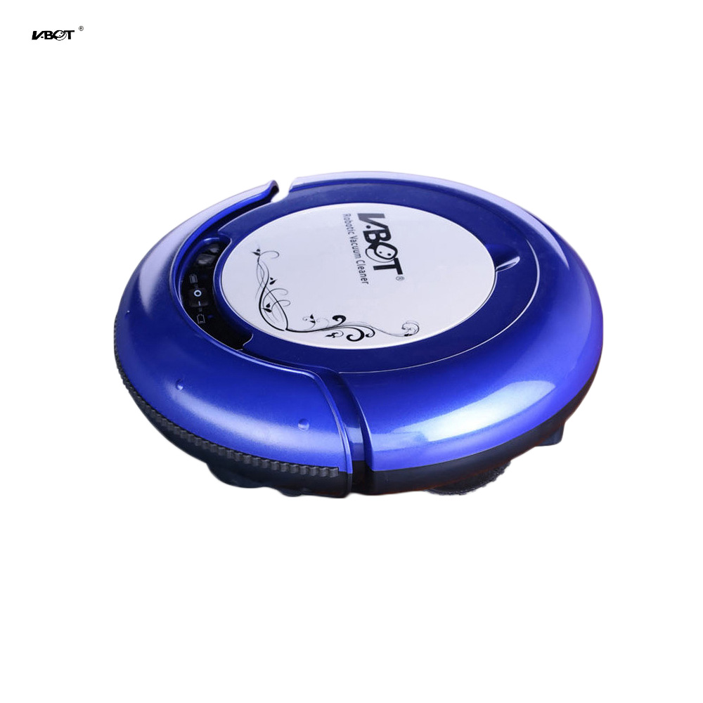 Cleaning Robot Vacuum Sweep-Suction Robot Energy Efficiency Standard Canister Vacuum Cleaner for Home Cyclone Vacuum Cleaner