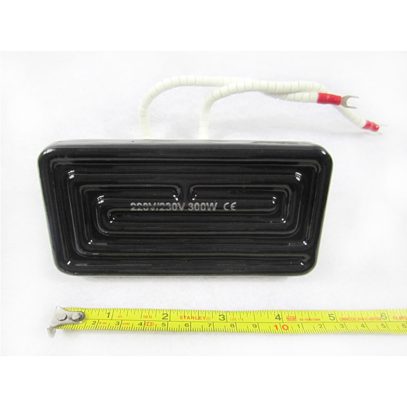 BGA Ceramic Heating Plate 120*60mm 300w Infrared Heater For Bga Rework Station Ir6000 Ir6500