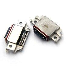 10 ピース/ロットサムスンギャラクシー A8PLUS A8 プラス 2018 A8 + A730 A730F A6 A600 オリジナル USB 充電ポートドック充電器コネクタプラグ