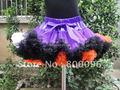 Wholesale Kids Tutus Purple Bow Girl Skirt of Multi Girl Children Wear Shirt Skirt PETS-044