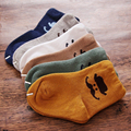 10piece =5 pairs 2016 Fashion Newborn Baby Socks Summer Carton Socks Cotton Handmade Floor Sock Spring Kids Socks 0-2Years