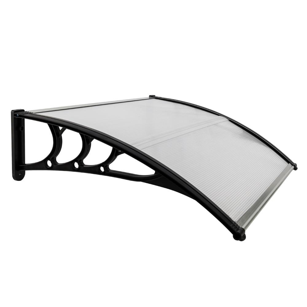 Panneaux en aluminium de polycarbonate de pvc imperméables de gazebo de bâti d'auvent extérieur en aluminium
