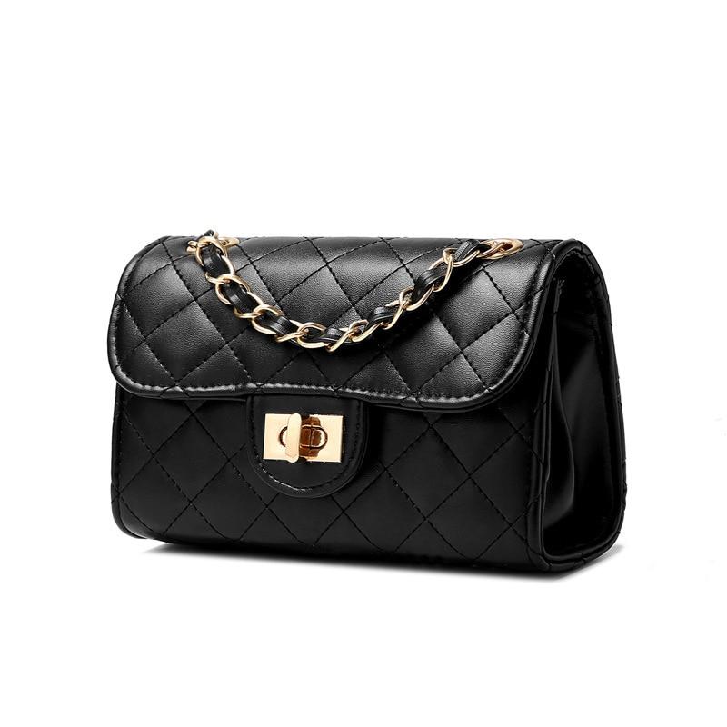 Best buy ) }}Women Luxury Chains Messenger Bag Crossbody Bags 2017 Famous Popular Design