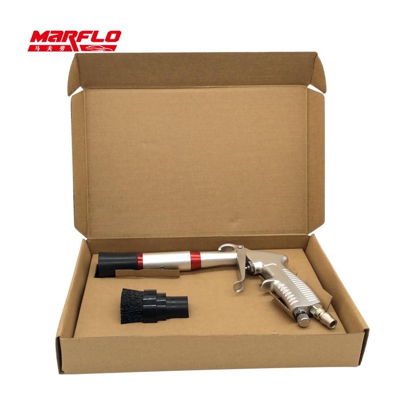 Tornador Black Air Blow Gun Dry Cleaning Gun Preto Tornado Pneumatic High Quality Car Wash Tools MARFLO