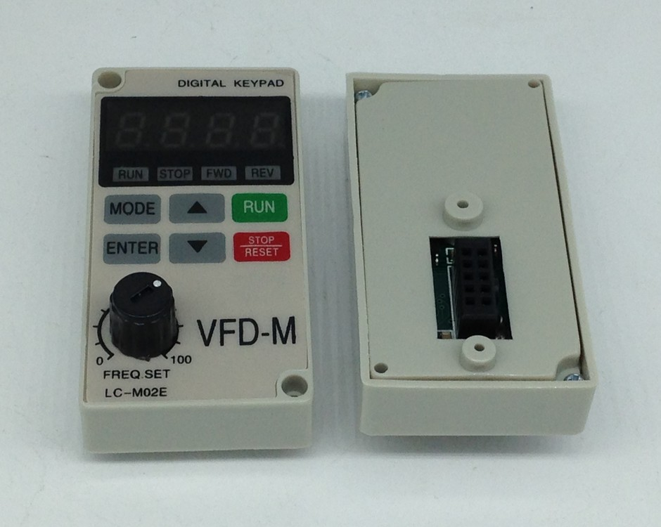 Delta digital keypad operation panel inverter controller vfd m lc delta digital keypad operation panel inverter controller vfd m lc m02e general use in replacement parts from consumer electronics on aliexpress sciox Images