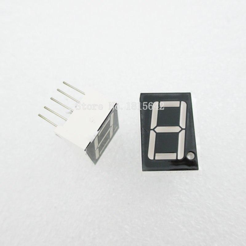 5PCS/LOT 1 Bit 1bit Digital Tube Common Cathode Digital Tube 0.56