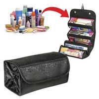 Hot sale nylon waterproof makeup bag fashion cosmetic cases box lady cosmetic bags travel bag toiletries.jpg 200x200