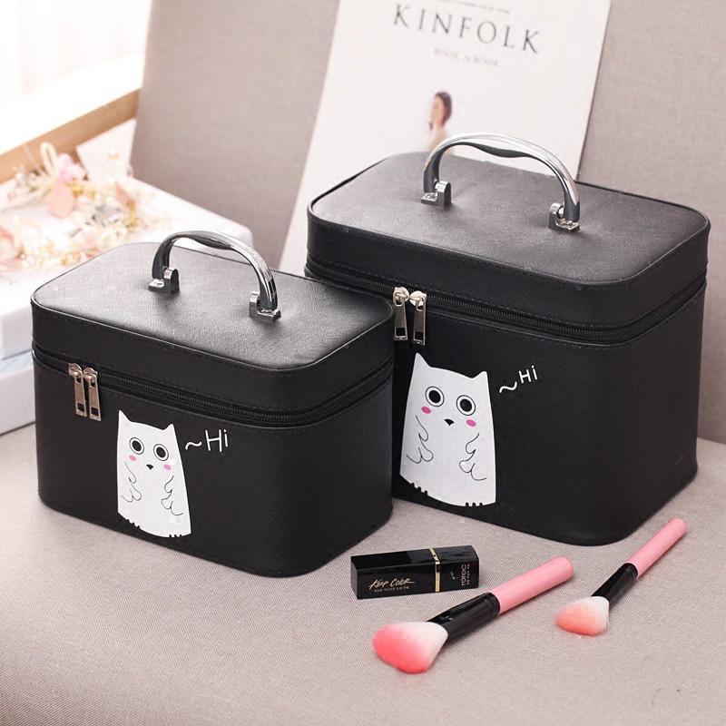 SAFEBET Storage Makeup Organizer Makeup Box For Brush Storage Cosmetic Storage Box Cosmetic Organizer Box Cosmetic Case