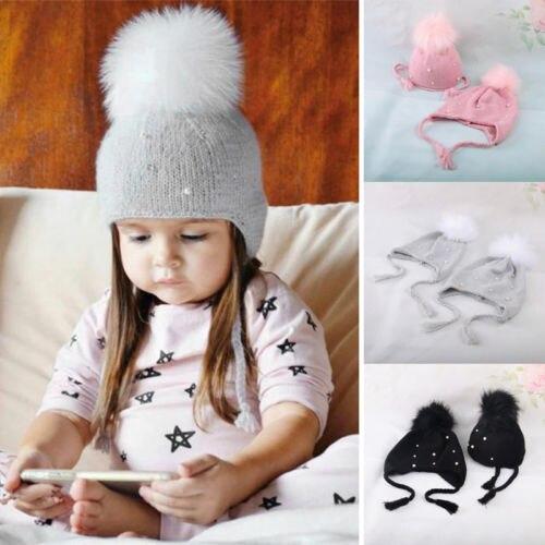1 шт теплый милый новорожденных одежда для детей малышей девочек