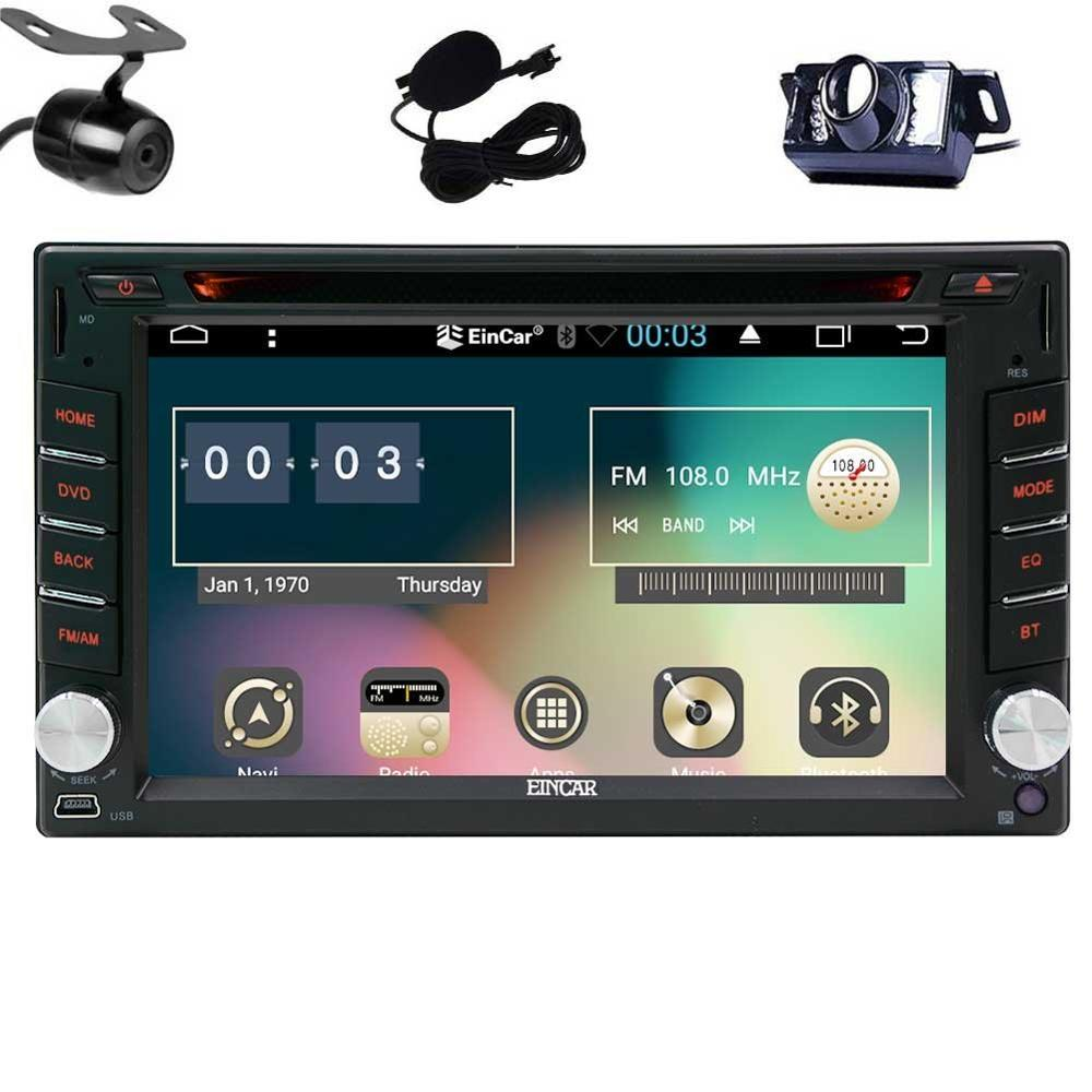 Android 6 0 2 din Car DVD Player 2Din Car Stereo GPS Navigation Head Unit in