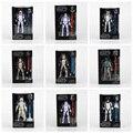 Звездные войны Черный Серии Sandtrooper Боба Фетт Штурмовика Clone Trooper ПВХ Фигурку Игрушка Коллекционная Модель Куклы 15 см