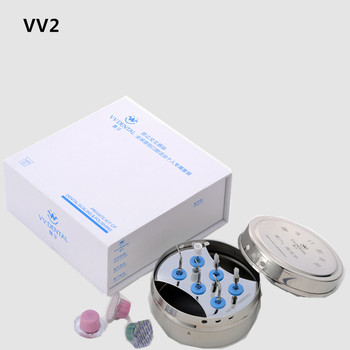 HOT Sale VV2 Dental Ultrasonic Scaler Tips And scaling tips handpiece compatible with EMS/Woodpecker UDS