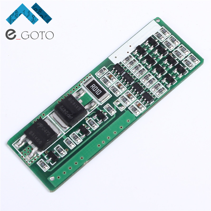 4S 8A Polymer Lithium Battery Charger Protection Board For 4 Serial 4pcs or 3 7 Li