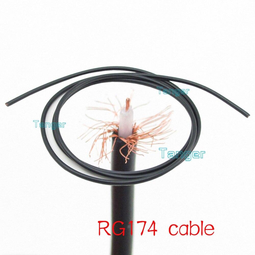 Crimper Crimp Tool LMR240 LMR195 100 RG8X Mini8 RG58 59 RG-174 RF Coaxial Cable