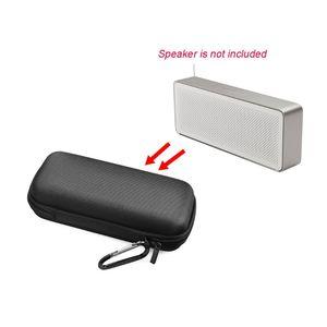 Image 3 - Reizen Harde EVA Rits Geval Beschermhoes Opbergtas Pouch voor Xiao mi mi bluetooth speaker En Kabel