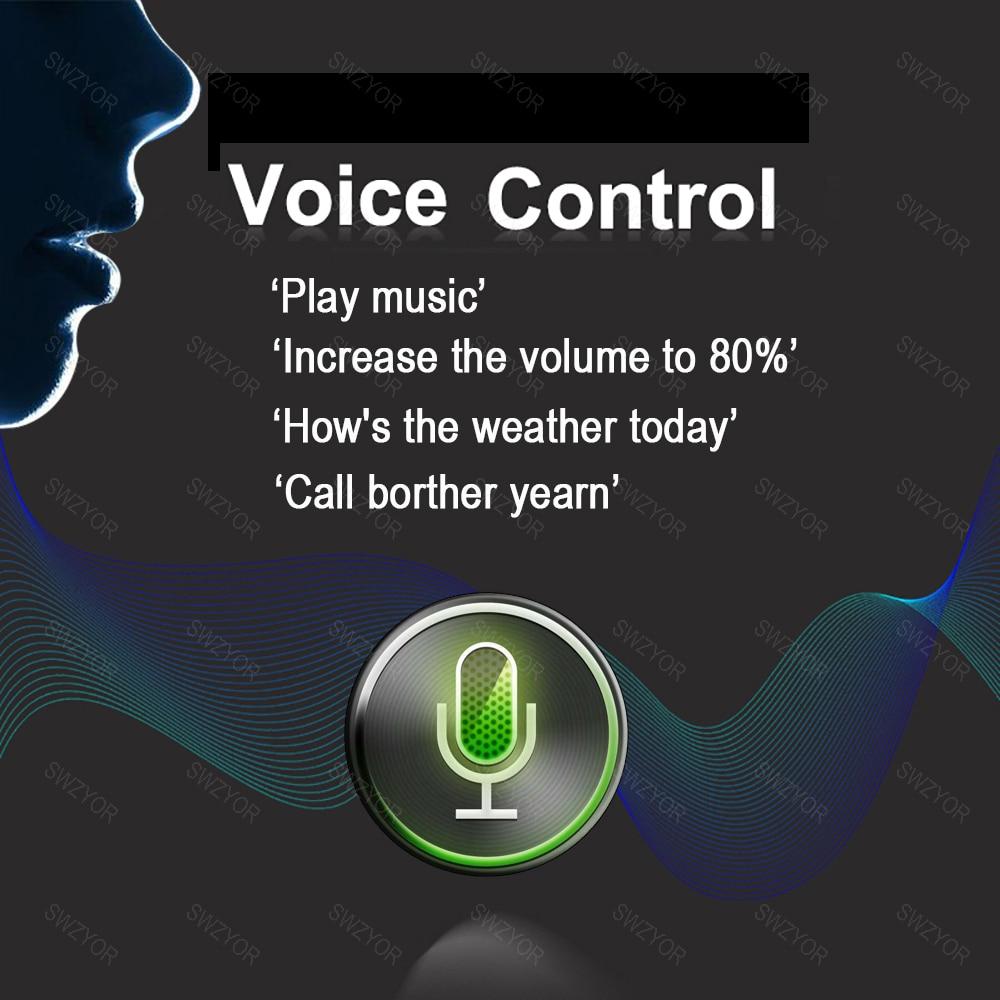 I9000 TWS Arie 2 réplique 1:1 capteur intra-auriculaire vérifier écouteur sans fil 8D Super basse Bluetooth 5.0 écouteurs pk h1 puce i2000 i500 tws - 4