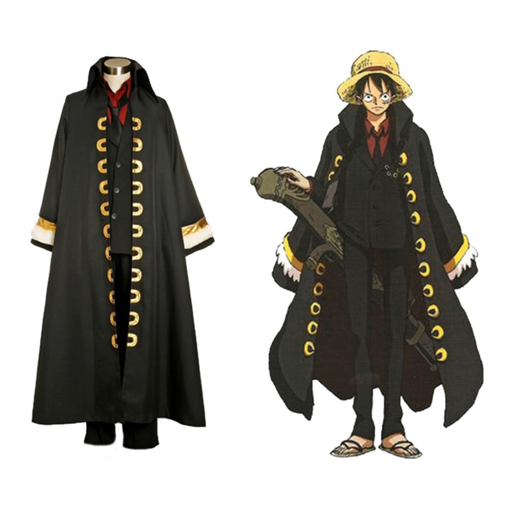 Cosplaydiy Custom Made Anime One Piece Movie 10 Strong ...