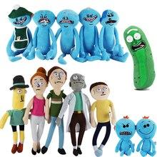 13 Nuovo stile di Animazione di Rick e Morty giocattoli di Peluche Rick  Morty Rick Q 49e0fe863429
