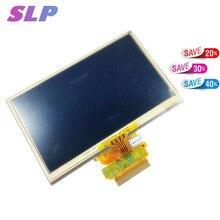 Skylarpu 4.3-inch LCD display Screen panel for TomTom VIA 110 GPS LCD display screen with touch screen panel Free shipping