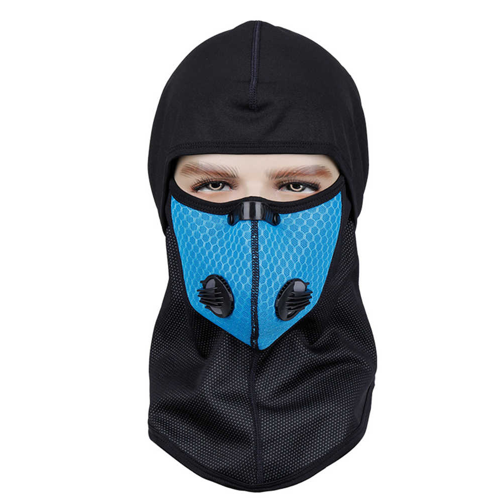 9b181612387f7 Hign Quality New Cycling Face Mask Cap Ski Bike Mask Thermal Fleece  Snowboard Shield Hat Bicycle