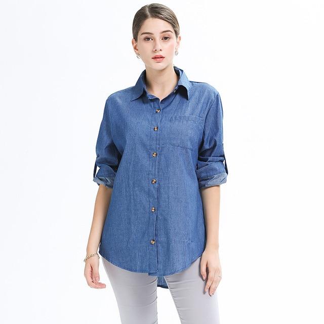 CINESSD/2019 летнее платье, новая женская рубашка, свободная, Европейская и американская, с длинными рукавами, с круглым воротником, с длинными ру