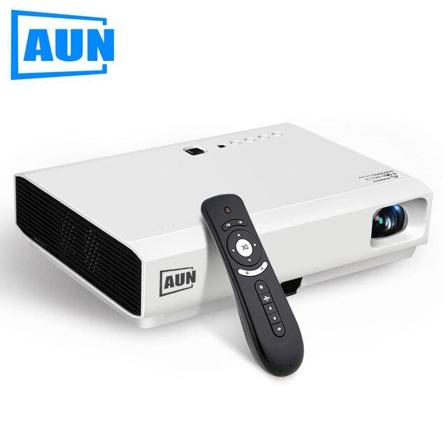 AUN 3LCD Projector AKEY Y2, Android Projector Bluetooth WIFI 2800 Lumens 1280*800, OSRAM Bulb, Auto Keystone Correction