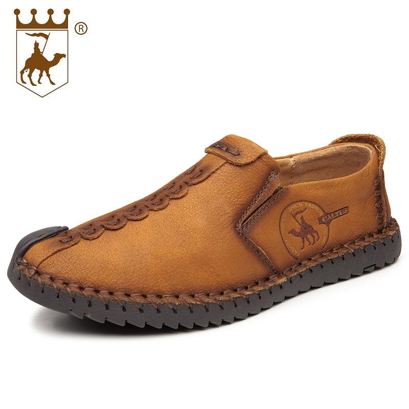 где купить BACKCAMEL Men's Genuine Leather Driving Shoes Crocodile Slip on Loafers Mens Casual Shoe Moccasins Boat Footwear Lightweight по лучшей цене