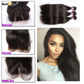 Irina Hair Products Malaysian Virgin Hair With Closure 4bundles lot malaysian straight hair with lace closure middle/free/3 part