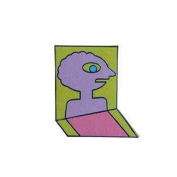Брошь Adventure Time Prismo P