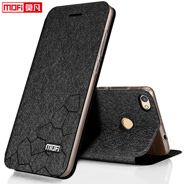 pretty nice 240b8 ecc7a US $10.49 |Xiaomi Redmi Y1 Case 5.5 Xiaomi Redmi Y1 Cover Mofi Flip Book  Coque Silicone Luxury Glitter Leather Xiaomi Redmi Y1 Lite Case-in Flip  Cases ...