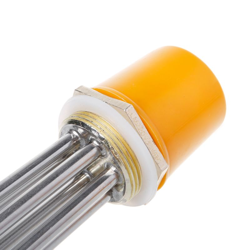 Запасной резервуар для воды DN40 нагревательная труба Водонагреватель электрический элемент погружения воздушная энергия электрический во...
