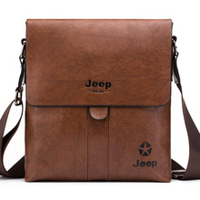 цены Men Tote BagsHigh-quality Set  Famous Brand New Fashion Man Leather Messenger Bag Male Cross Body Shoulder Business Bags For Men