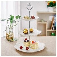 Европейский стиль, Afternoon Tea посуда, костюм для фруктов, торты, хорошие подарки