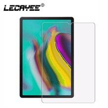 Leitayee 0.28mm vidro temperado avançado, para samsung galaxy tab s5e 10.5 polegadas SM T725 t720 protetor de tela de tablet hd segurança capa de proteção