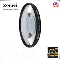 Free Shipping Hot Zomei 67mm Close Up Filter 8 Close Focusing Macro Filters Quality Clean Pen