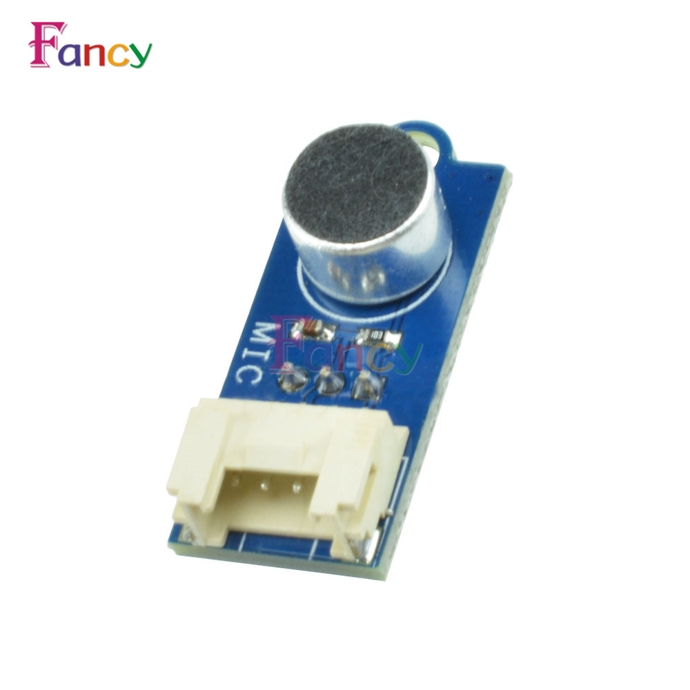3pin 4pin Electronic Brick Sound Sensor Microphone Mic Module For Relay Arduino In Instrument Parts Accessories From Tools On Alibaba Group