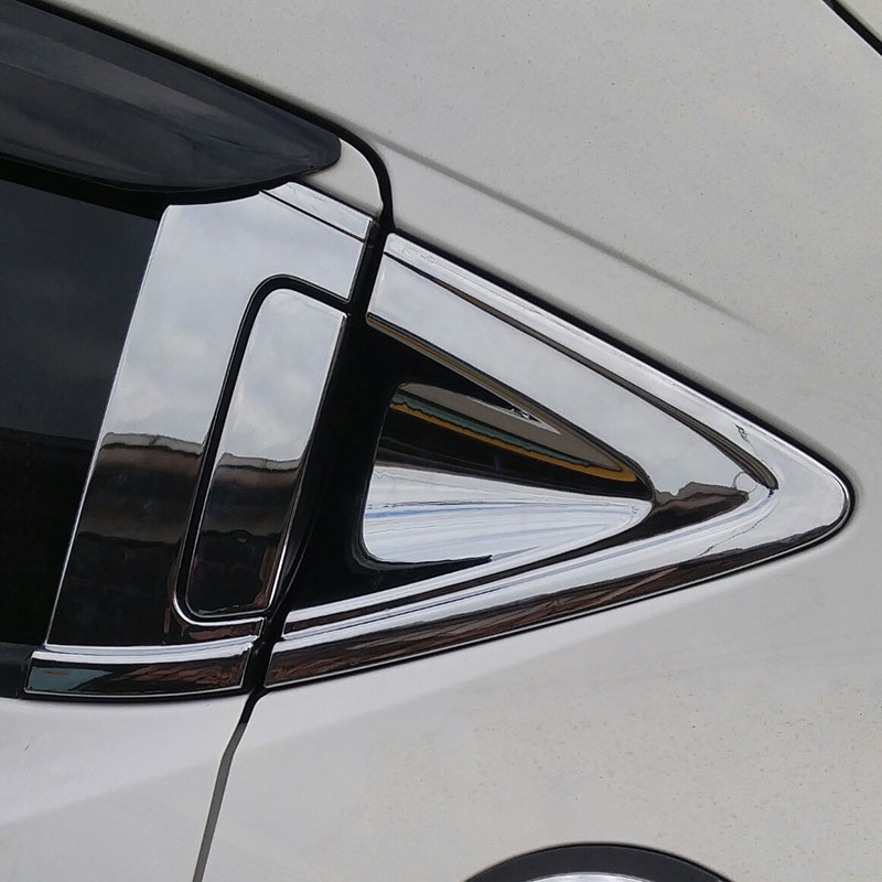 hrv 2015 car accessories ABS chrome door handle bowls for HR-V / VEZEL 2014 2015 new chrome molding accessorries of hrv cars