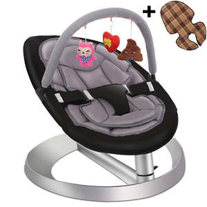 Rocking With Toy Seat Infant Swing Cradle Baby Rocker Chair