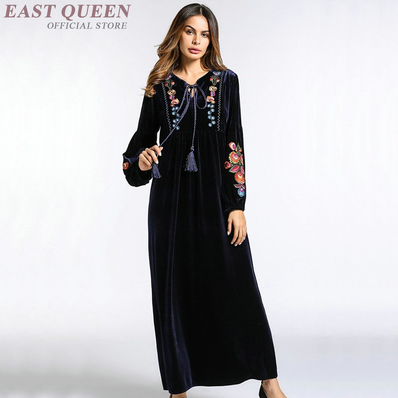 women muslim abaya turkish islamic clothing