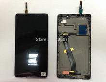 100% Tested LCD LENOVO K910 Display 1920×1080 Originl Lenovo Vibe Z K910 LCD Display Touch Screen with Frame Digitizer Assembly