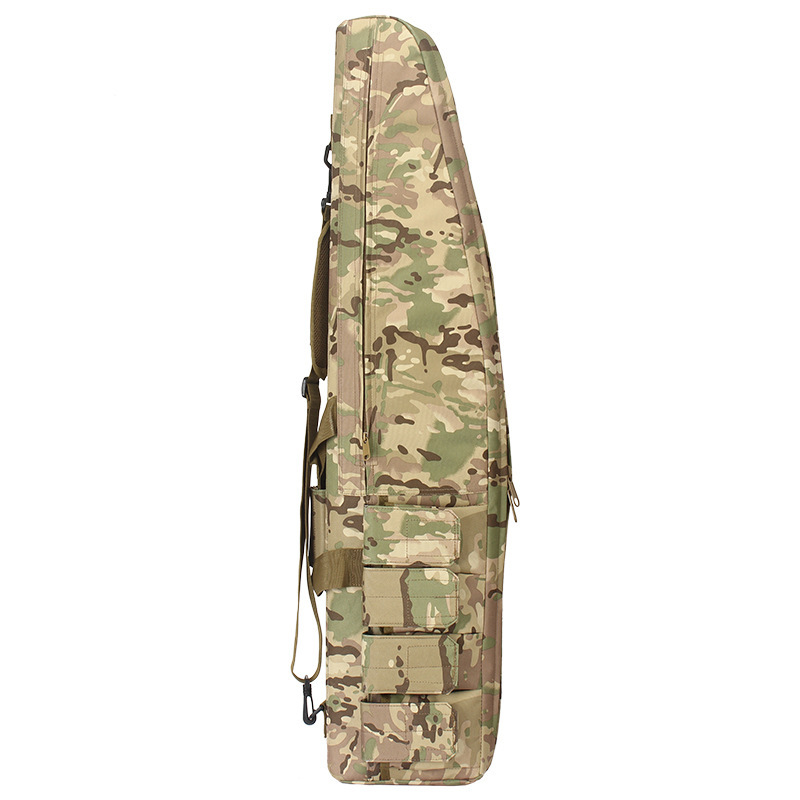цена Hot selling fishing bags Fishing gear case alive CS outdoor camouflage gun packet shock oblique fishing bag fishing bags