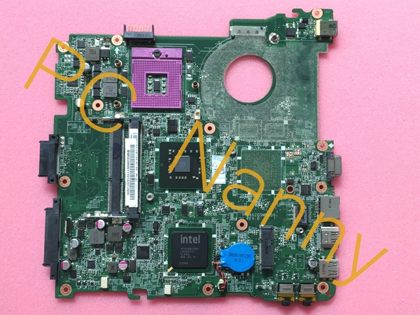 MBRDJ06001 DA0ZQ5MB6D0 ZQ5 FOR Acer 4733 D728 4733Z-452G32Mnkk DDR3 GM45 GMA X4500 LAPTOP MOTHERBOARD + Free CPU Fully working